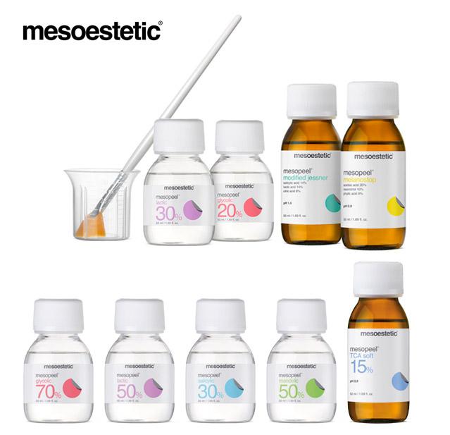 mesoestetic chemical peels
